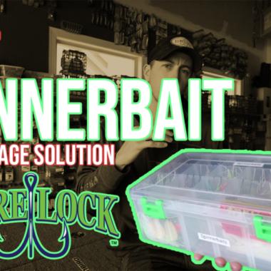 Best Spinnerbait Storage Box